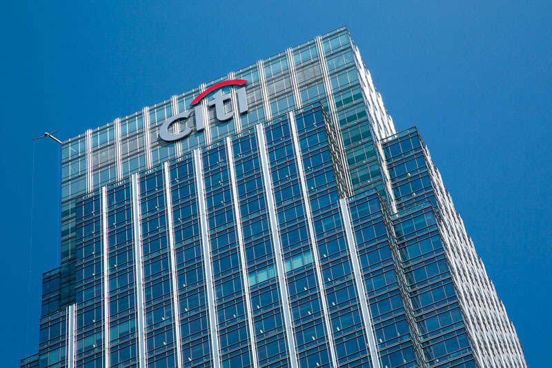 Citi Group - Financial centre